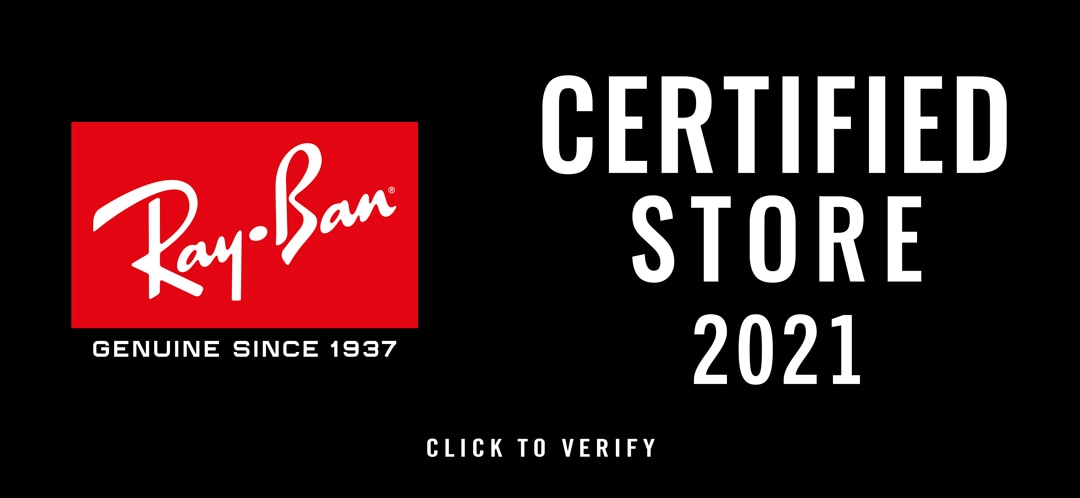 Badge Ray-Ban Certified Store